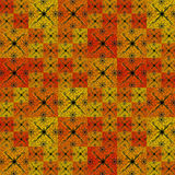Geometric Modern Patchwork Pattern Stock Images