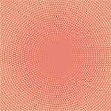 Geometric Modern  Pattern. Fine ornament with pink background golden stars Stock Photo