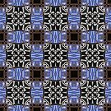 Geometric Modern Seamless Pattern Stock Image