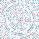 Geometric Modern Vector Pattern Stock Image