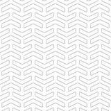 Geometric Modern Vector Seamless Pattern Stock Photo