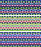 Geometric mosaic pattern. Mosaic seamless pattern. Ceramic tile royalty free illustration