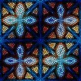 Geometric mosaic. Royalty Free Stock Photos