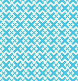 Geometric multicolor seamless pattern Royalty Free Stock Photo