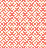 Geometric multicolor seamless pattern Royalty Free Stock Photography