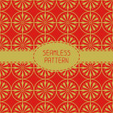 Geometric national chinese seamless pattern. Wrapping paper. Paper for scrapbook. Chinese new year 2015. Beautiful vector illustration. Background. Graphic vector illustration