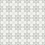 Geometric nautical seamless background pattern with steering wheel. Vector illustration texture for design, wallpaper. Geometric nautical seamless background Royalty Free Stock Image