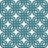 Geometric netting seamless pattern. Royalty Free Stock Image