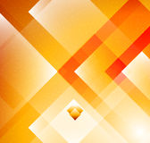 Geometric Orange background Royalty Free Stock Photo