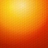 Geometric orange background for design. + EPS10. Vector file Royalty Free Stock Photo