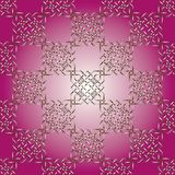 Geometric ornament. Kelt ornament background(can be repeated and scaled in any size Stock Photography