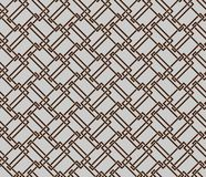 Geometric ornament. Kelt ornament background(can be repeated and scaled in any size Royalty Free Stock Image