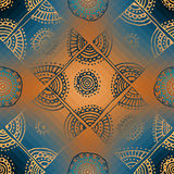 Geometric Ornament Stock Photography