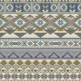 Geometric ornament for ceramics, wallpaper, textile, web, cards. Ethnic pattern. Border ornament. Native american design. Mexican motif Aztec ornament Royalty Free Stock Photo