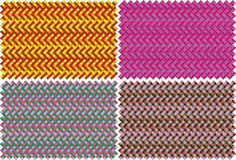 Geometric pattern Royalty Free Stock Photos
