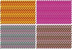 Geometric pattern. Geometric color pattern.  illustration Royalty Free Stock Photos