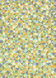 Geometric pattern. Seamless texture for your design Royalty Free Stock Image