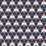 Geometric pattern. Including seamless sample in swatch panel Royalty Free Stock Photo