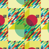 Geometric pattern abstract Stock Photos
