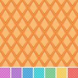 Geometric pattern Stock Images