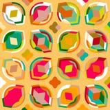 Geometric pattern Royalty Free Stock Image