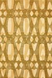Geometric pattern. Background of the geometric pattern Stock Images
