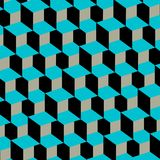 Geometric pattern background Stock Photos