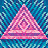 Geometric Pattern 72 Royalty Free Stock Photography