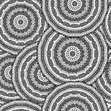 Geometric pattern background for your design. New repeating pattern can be used to create beautiful patterns on fabrics, any printed materials, clothing and Royalty Free Stock Image