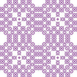 Geometric pattern background for your design. New repeating pattern can be used to create beautiful patterns on fabrics, any printed materials, clothing and stock illustration