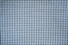 Geometric pattern. In a chair Stock Photography