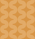 Geometric pattern of circles Royalty Free Stock Photos