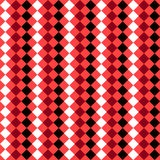 Geometric pattern with colorful rombs. Seamless geometric pattern with colorful rombs Royalty Free Stock Images