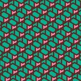Geometric Pattern Design Royalty Free Stock Photos