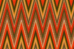 Geometric pattern design in Zig Zag Stock Images
