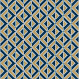 Geometric pattern of diagonal divided squares Stock Photo