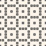 Geometric pattern. Floral pattern. Seamless pattern. Royalty Free Stock Photos
