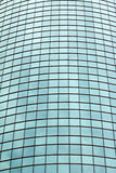 Geometric Pattern of Glass Windows Royalty Free Stock Image