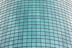 Geometric Pattern of Glass Windows Stock Image