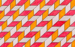 Geometric pattern. Royalty Free Stock Images