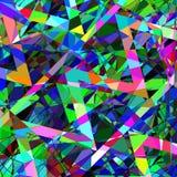 Geometric pattern,  image Stock Image