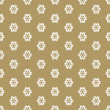 Geometric pattern. Modern stylish geometric floral flower pattern for textile, wallpaper, pattern fills, covers, surface, print, gift wrap scrapbooking decoupage Stock Images
