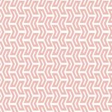 Geometric Seamless Pattern. Geometric pattern with pink arrows. Geometric modern ornament. Seamless abstract background Royalty Free Stock Photography