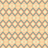 Geometric pattern with rhombus Royalty Free Stock Images