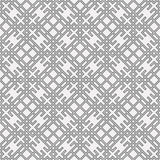 Geometric pattern seamless Stock Photography