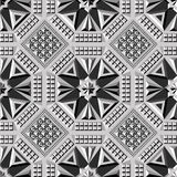 Geometric pattern 35 Stock Photo