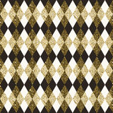 Geometric pattern seamless background Royalty Free Stock Image