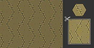 Geometric Pattern Royalty Free Stock Photos