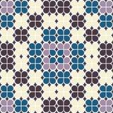 Geometric pattern Seamless Pattern Royalty Free Stock Photography