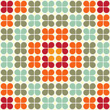 Geometric Pattern Seamless Tile Stock Photo